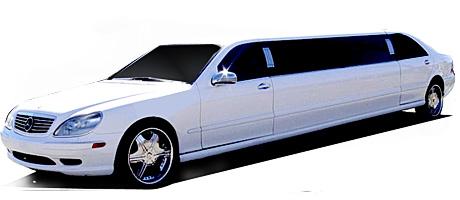 Mercedes s500 10 Passenger Limousine